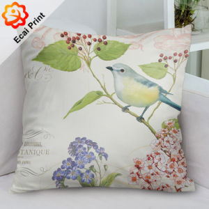 Custom Made Decorative Printed Custom Bed Pillow