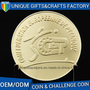 Custom Metal Coin Souvenir Gift with Nice Design pictures & photos