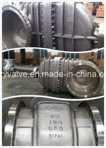 "API600 10"" Class150 CF8 Stainless Steel Gate Valve pictures & photos"