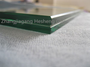 6+0.76PVB+6mm Curtain Wall Laminated Tempered Glass