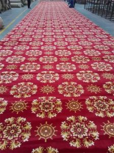 Cheap Bcf Yarn Simple Fashion Design Tufted Carpet for Hotel Bedroom pictures & photos