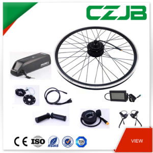 Jb-92q Waterproof 26 Inch Electric Bike Front Wheel Conversion Kit pictures & photos