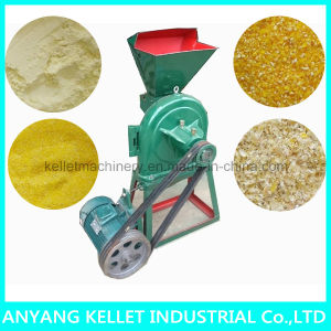 Home Use Mini Grain Disk Mill with High Quality