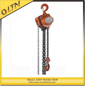 High Quality Vital Chain Hoist with CE&TUV&GS Certification pictures & photos