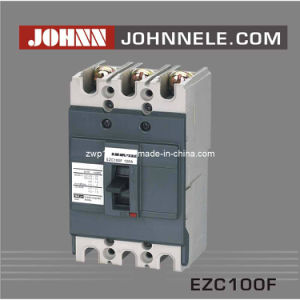 MCCB Moulded Case Circuit Breaker (Ezc 100f) pictures & photos