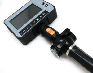 2.8mm Industrial Video Endoscope with 4-Way Articulation, 4.5′′ LCD, 1.5m Testing Cable pictures & photos