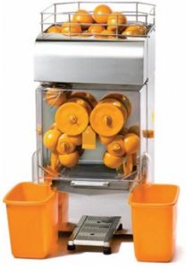 Auto Orange Juicer-2 pictures & photos