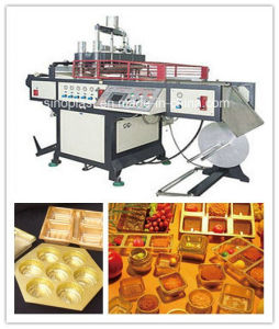 Automatic Air-Pressure BOPS Thermoforming Machine