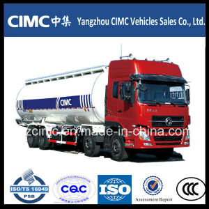 Dongfeng 8X4 Powder Tank Truck pictures & photos
