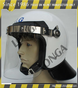 Complete in Specifications Anti Riot Helmet and Military Equipment Riot Control Helmet