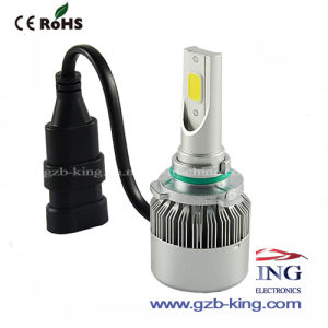 Newest 3800lm 9006 C6 LED Headlihgt pictures & photos