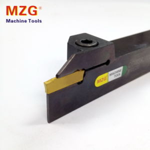External Cylindrical Clip Shallow Groove CNC Turning Tool Holder (CGWSR) pictures & photos