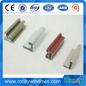 Rocky Simple Design Aluminum Extrusion Profile pictures & photos