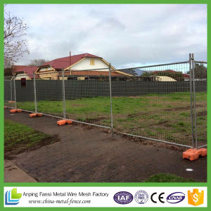 2.1X2.4m Hot DIP Galvanized Temporary Fence Panels pictures & photos