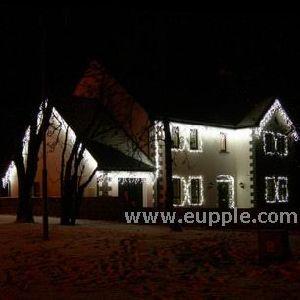 China Led Christmas Light Led Icicle Light Eaves Lamp