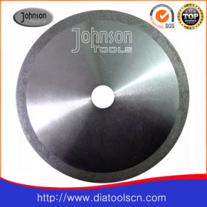 OD250mm Electroplated diamond cutting and grinding saw blades pictures & photos
