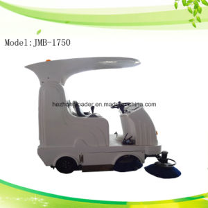 Jmb-1750 Electric Industrial Warehouse Cleaning Machine