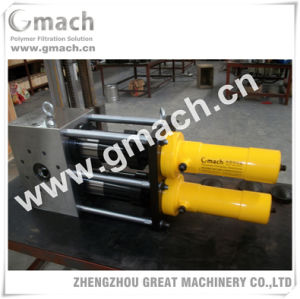Continuous Screen Changer for Plastic Extrusion Production Machine pictures & photos