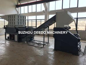 Single Shaft Shredder Machine pictures & photos