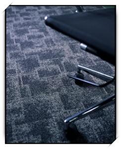 Commercial PP Office Carpet Tiles