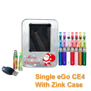 New Design EGO CE4 for Christmas! E Cigarette