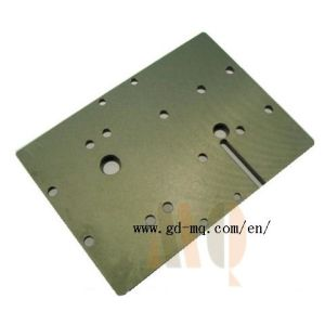 Precision Sheet Metal Connecting Plates Custom Machining (MQ2170) pictures & photos