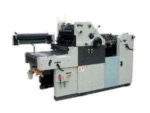 Single Color Offset Press Machine with Numbering (HS56NP) pictures & photos