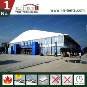 Half Dome Tent with Aluminum Alloy Double Decker Tent Two Storey Tent pictures & photos