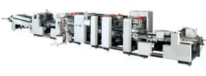 Folder Gluer (YCN-1800) pictures & photos