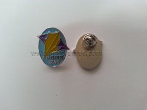 Fine Quality Custom Logo Metal Lapel Pin Badge pictures & photos