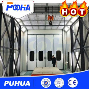 Industrial Shot Blasting Room/Sand Blasting Booth for Sale pictures & photos
