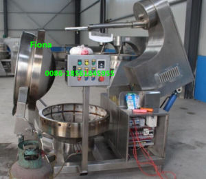 Automatic Gas Popcorn Machine Popcorn Machine pictures & photos