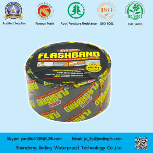 Flashband Tape 3.75m*100mm with Best Performance pictures & photos