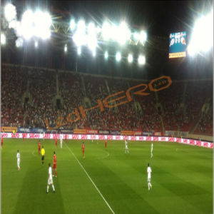 P10 Stadium Outdoor Full Color Advertising Perimeter Sport LED Display Sign pictures & photos