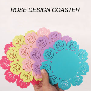 Wholesale Anti Slip Silicone Cup Coaster for Souvenirs pictures & photos