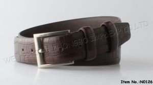 2016 New Fashion Leather Belt (N0126) pictures & photos