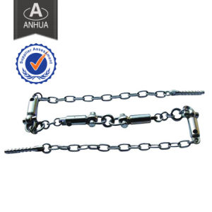 Muli-Functional Police Chain Handcuff Cuff pictures & photos