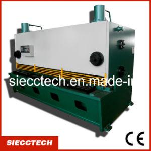 Guillotine Hydraulic Scrap Shearing Machinery/ QC11k-25*2500, Plastic Sheet Shears, CNC Shearing Machine pictures & photos