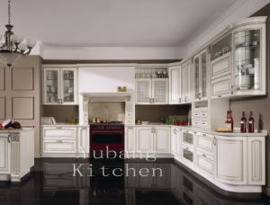 2017 New Design Kitchen Cabinet Home Furniture#2012-112 pictures & photos