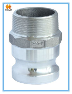 Aluminm Die Casting Camlock Coupling -Type F pictures & photos