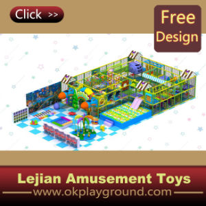 2016 Ce Swimming with Fish′ Kids Indoor Playground (ST1413-8) pictures & photos
