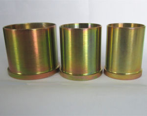 Petrol Line Fitting for Gas Station Europe Market CNC Turning Part pictures & photos