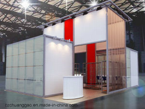 Aluminum Modular Design Exhibition Display Booth for Trade Fair Show pictures & photos