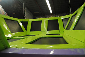 Indoor Trampoline Park From China pictures & photos