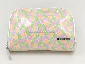 Women Make up Toilet Cosmetic Bag, Customized Logo Is Accepted pictures & photos