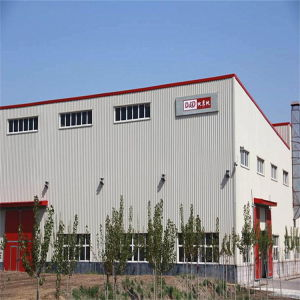 Prefabricated Steel Structure Warehouse/Shed/Hangar pictures & photos