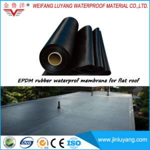 Top Quality Single Ply EPDM Rubber Roofing Membrane for Flat Roof pictures & photos