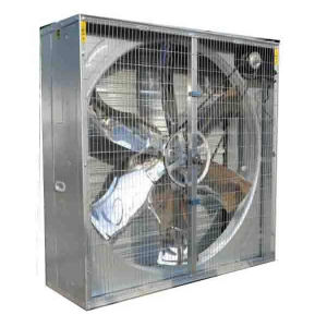 Push-Pull Exhaust Fan for Industrial Ventilation pictures & photos