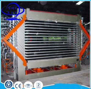 Furniture Grade Melamine Faced Particle Board Processing Machine pictures & photos