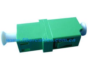 LC APC Adapter Simplex